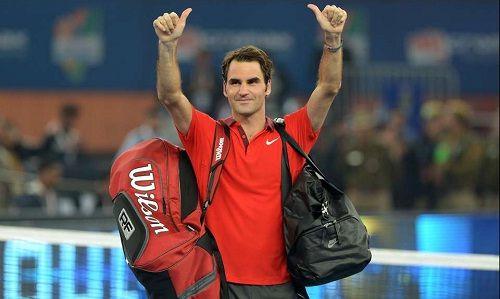 Roger Federer Quashes Retirement Talks, Targets Glory at Rio Olympics - http://www.tsmplug.com/tennis/roger-federer-quashes-retirement-talks-targets-glory-at-rio-olympics/