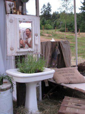 Outdoor room outdoor living pinterest barn houses flea markets