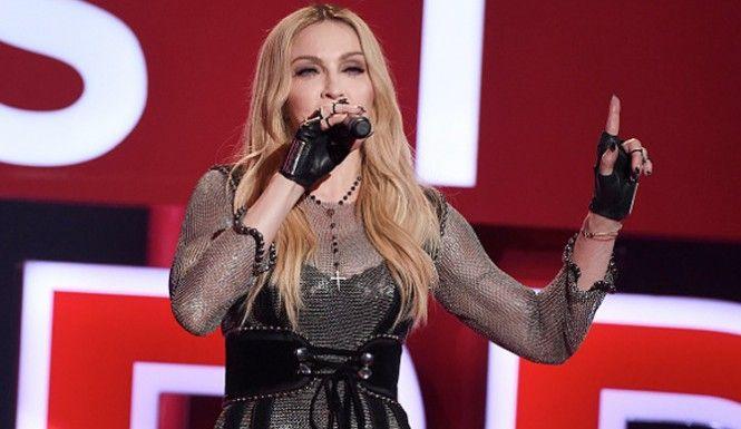 Madonna's sleeper hit Ghostown's video will get Tidal video premier