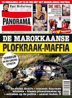 Proefabonnement: 6x Panorama € 20,-: Reageer nu en ontvang Panorama, het meest gelezen mannenblad, zes weken lang met korting thuis. Het proefabonnement stopt automatisch!