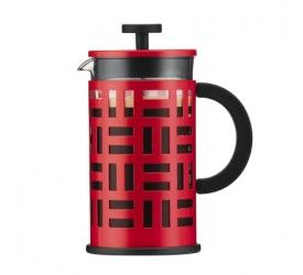 Designet til ære for den store irske designeren Eileen Gray , samt alle kaffeelskere. EILEEN French Press gjør et stilig tilskudd til ethvert kaffebord. Perfekt som gave!