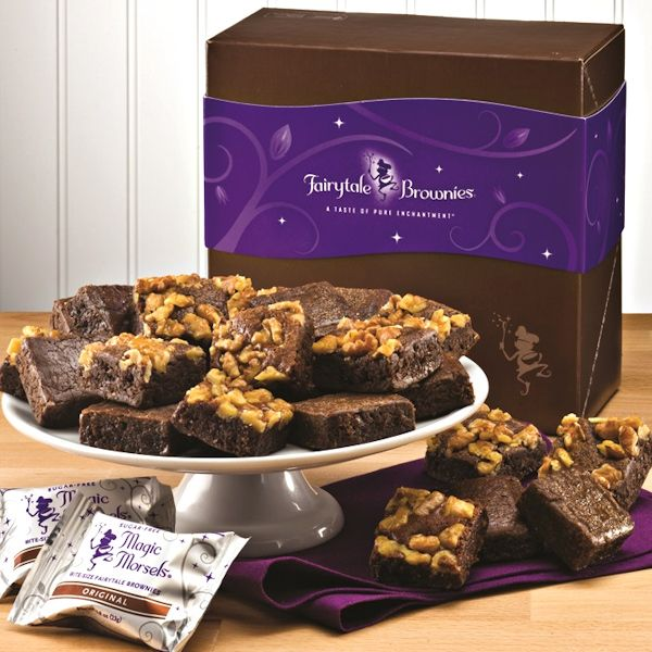 15 best gifts sugar free diabetic images on pinterest cookie sugar free gourmet bite sized morsel brownie sampler purchase from gourmet cookie bouquets negle Choice Image