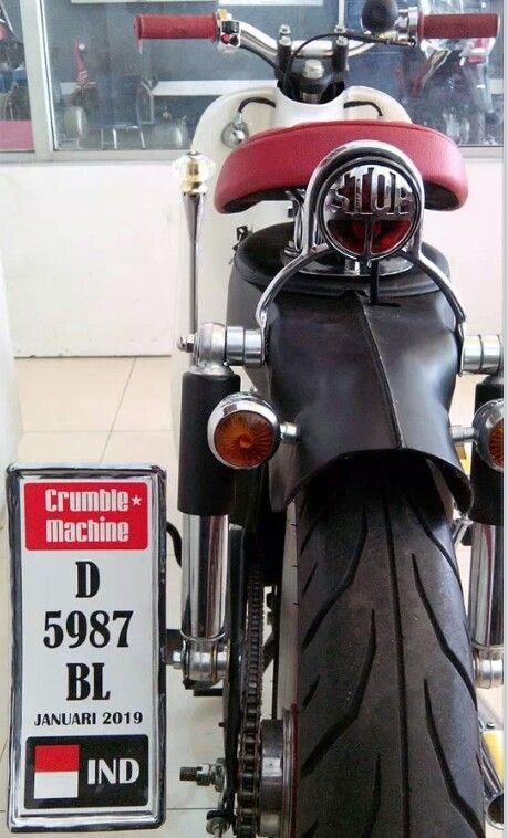 Motor inn rental system さんの Cub Hondas #papaki ボードのピン   Pinterest
