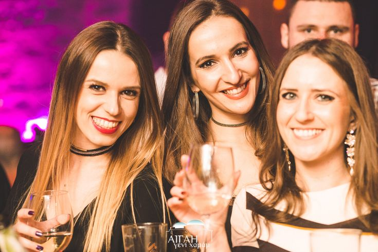 When it absolutely, positively has to be a girl's night, the destination is none other than Aigli!