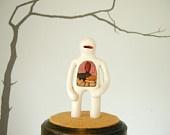 Sculpture of an Anatomical Mook