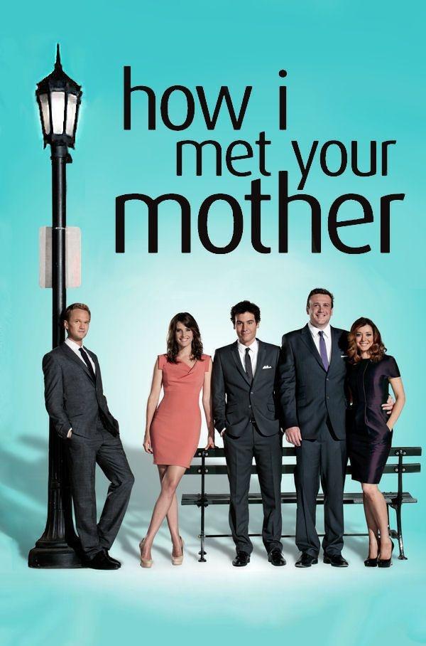 How I met your Mother ! :)