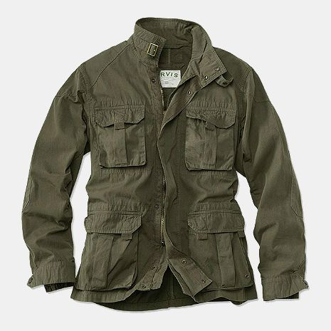 Orvis Woodside Meadow Field Jacket