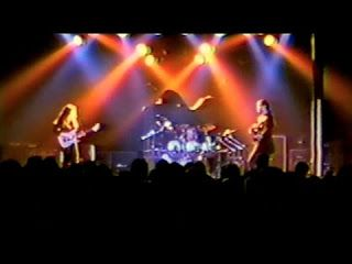 "Juli Morgan: Three Rings - Destiny 1995   On December 30 1995 my band Destiny opened for Joe Satriani at the Roseland Theater in Portland OR. The show was sold out and it was a dream come true. We actually got to play with him on December 31st as well. This was our first song in the set. I can still remember how I felt that moment at the beginning of the video where I flipped my hair back. In my mind I said ""Well let's do this!"" Special thanks to Dwayne and Hazel Howe for producing the video…"