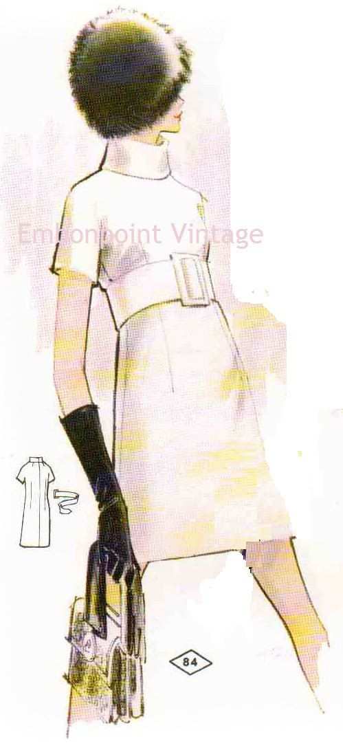 Plus Size Vintage Pattern from www.embonpointvintage.com