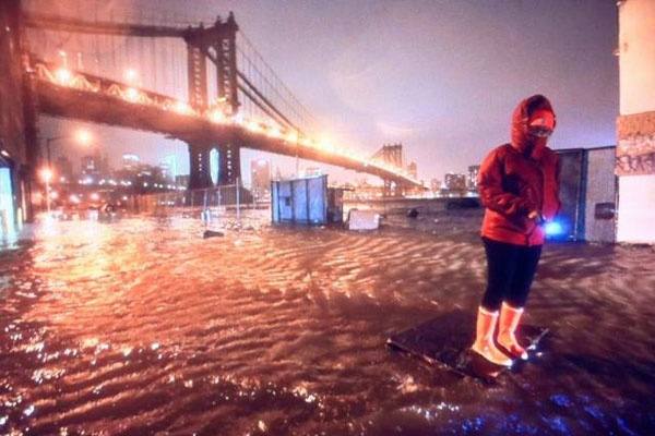 All Eyes On Sandy: The Craziest NYC Hurricane Images