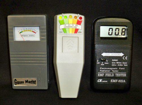 Gauss Master and K2 KII and 822A Digital EMF Meters Gauss, K2, Lutron http://www.amazon.co.uk/dp/B003FCFJ8S/ref=cm_sw_r_pi_dp_7Dl9ub1YD4NC5