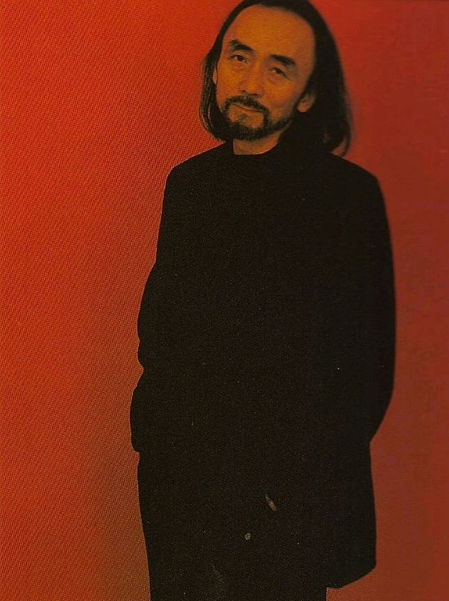YOHJI YAMAMOTO photographed by mario sorrenti, styling by melanie ward harper's bazaar us, february 1998