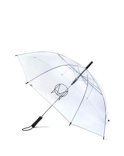 OWSLA (Skrillex) Logo Clear Umbrella