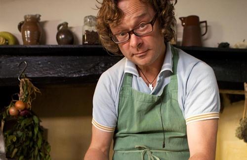 I love Hugh's River Cottage kitchen