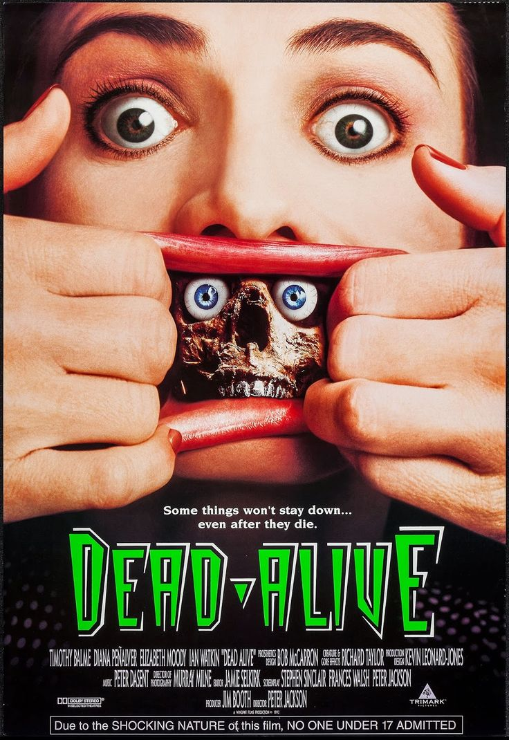 Dead Alive - Review: Peter Jackson directed Dead Alive long before he started the great Lord of the Rings franchise and his… #Movies #Movie