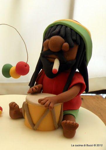La cucina di Bucci: Torta Reggae