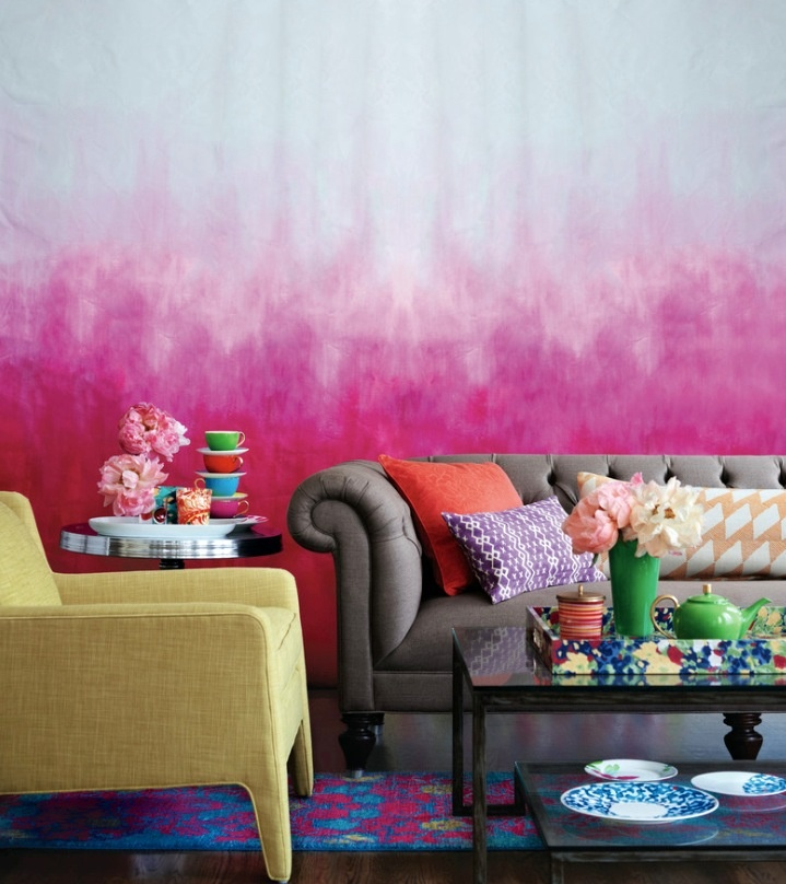 21 best My ♥ Ombre Effect images on Pinterest | Homes, Ombre walls ...