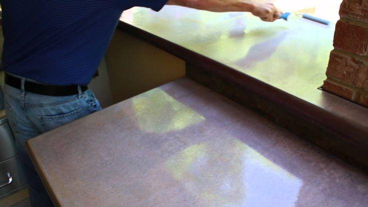 1000 Images About Concrete Countertop Instructional