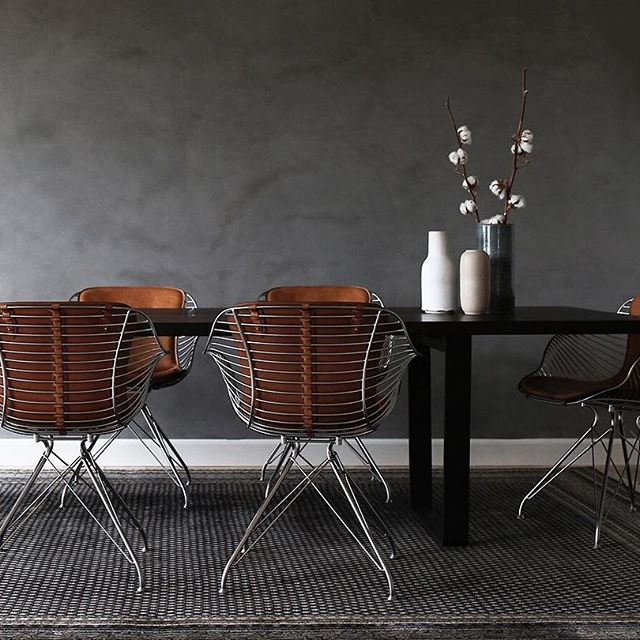Archiproducts Trend of 2017: WIRE DINING CHAIR by @overgaard_dyrman #Apx_trend2017 #archiproducts #trendoftheyear
