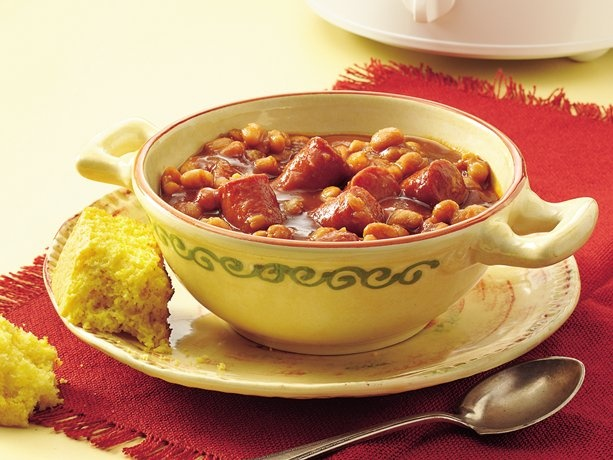 Betty Crocker slow cooker beans 'n wieners