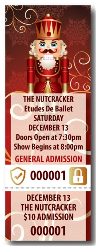 Nutcracker Ballet tickets with an added security feature will help ensure that you have a issue-free occasion.