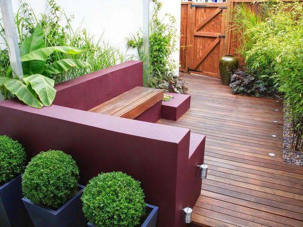 5699 besten garden garten bilder auf pinterest balkon for Decoracion patios chicos