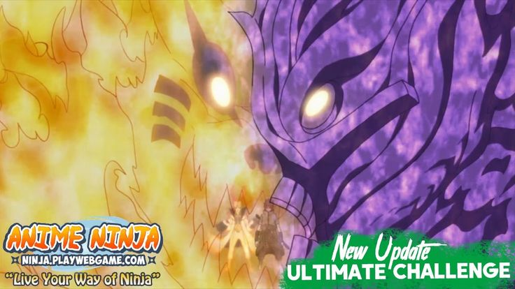 Anime Ninja - New Update Ultimate Challenge Part 1 - Naruto Games - Brow...