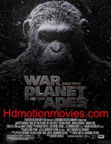 War for the Planet of the Apes 2017 Full Movie Download 1080p Bluray