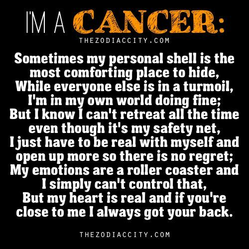 Cancer Horoscope Personality | Quote Addicts