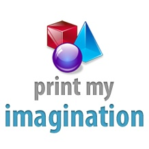 Want to bring your drawings to life? Full color 3D printed objects created from drawings at http://printmyimagination.com $149
