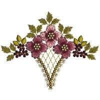OregonPatchWorks.com - Sets - Isabellas Flower Baskets