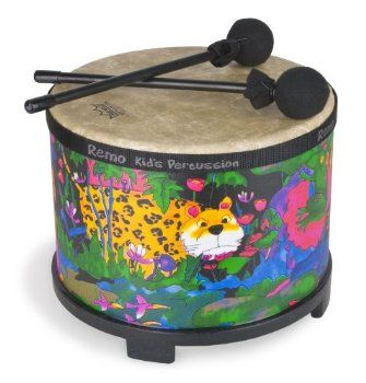 Woodstock Percussion Remo Kid?s Floor Tom Drum 10