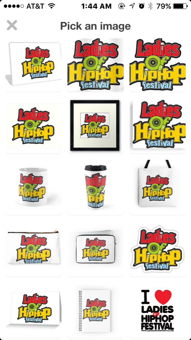Just purchased my scarf...Wrapping it up with LOHHF!  Totes, Pillows, Mugs, Stickers, Sweatshirts, Tees, notebooks, iPhone cases and much more! Check out the LOHHF REDBUBBLE Store. Share it with your friends and help support the 2016 Ladies of Hip-Hop Festival! Rep in your part of the world and share you pics with us! ❤️