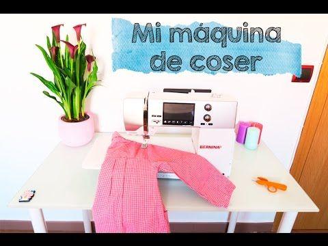 Todo sobre mi máquina de coser Bernina 560