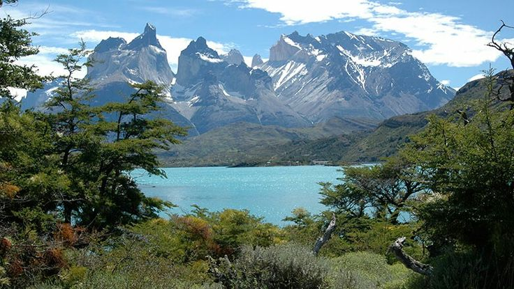 TOP 10 MOST PHOTOGENIC PLACES IN THE WORLD: Torres del Paine, Pategonia, Chile
