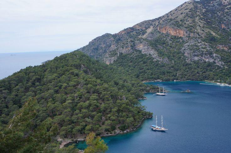 Seaborn Legend Gulet Fethiye Turkey - My Blue Cruise
