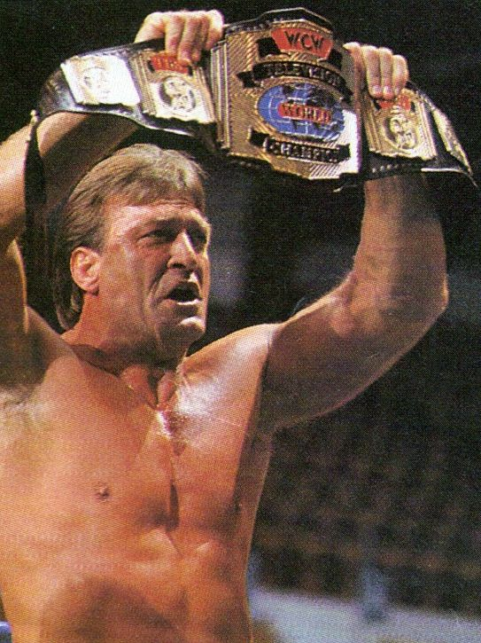 Paul Orndorff champion | WCW World Television Champion Paul Orndorff