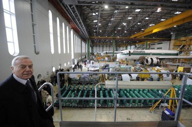 Aerei che l'Atitech, l'azienda di manutenzioni con sede a Capodichino, non poteva riparare, partendo così svantaggiata rispetto all'agguerritissima concorrenza internazionale.