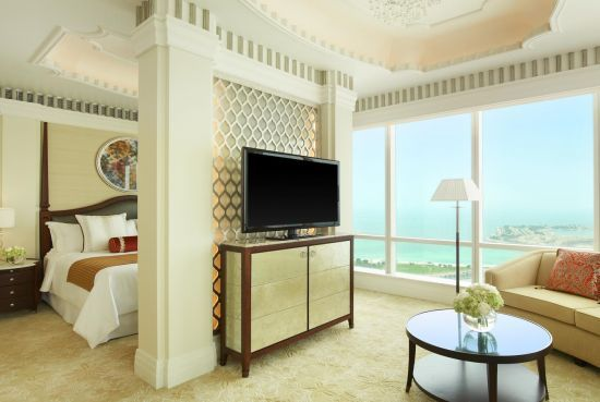 Guest Rooms I St. Regis Abu Dhabi I Accommodation in Abu Dhabi
