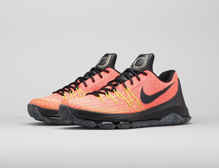 Updated with Flywire technology, the new Nike® KD 8 basketball shoe keeps  your young athlete looking fresh on the court. Thanks to the unique Flywi…