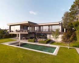 Eins Plus Mit Sternchen: Das Perfekte Haus. Moderne ArchitekturModernes ...