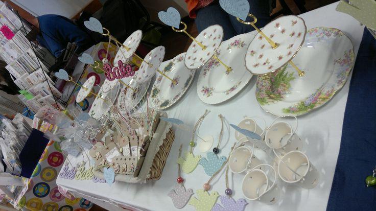 Ready for craft fair 2012
