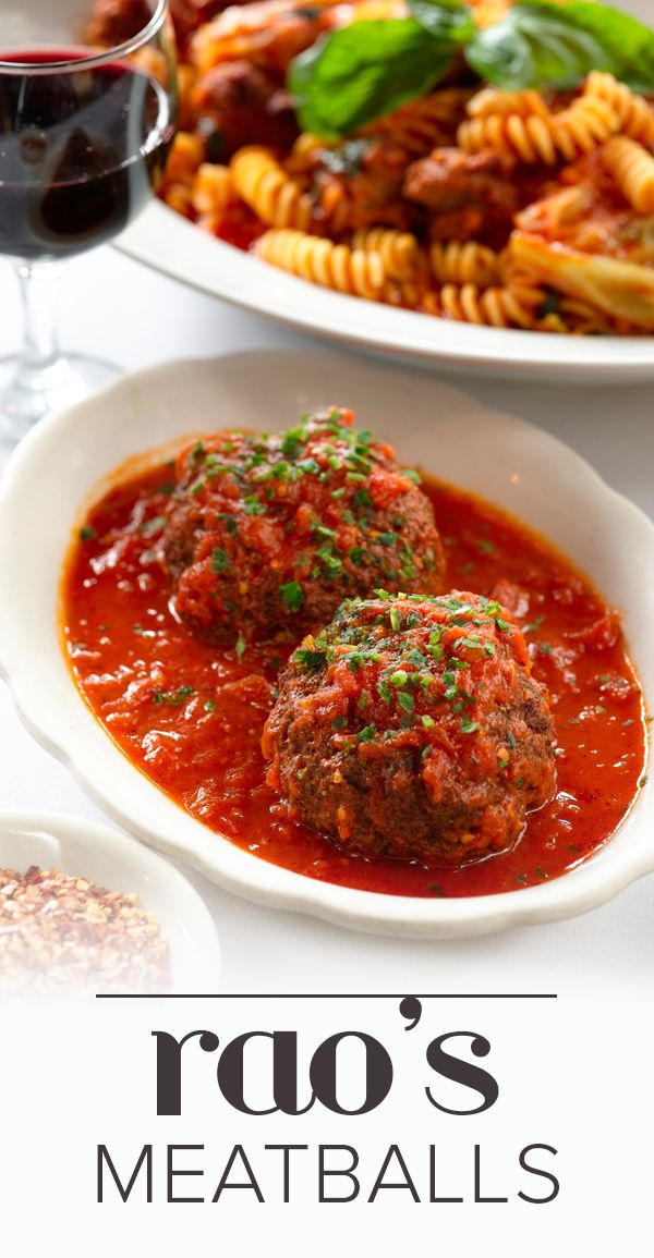 Try making this traditional Italian recipe for meatballs with marinara sauce. They're are lots of tips for making the perfect meatballs.