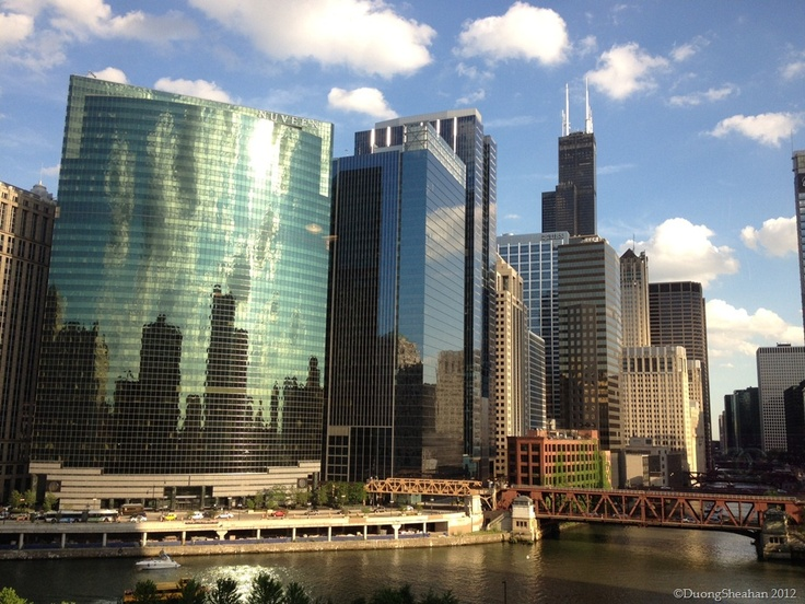 Chicago Skyline {Architecture Boat Tour} | Traveling to Chicago | Pin ...