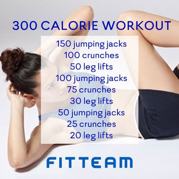 Ready to burn up to 300 calories? Drink your FIT and get ready to sweat with this FITTEAM workout circuit.