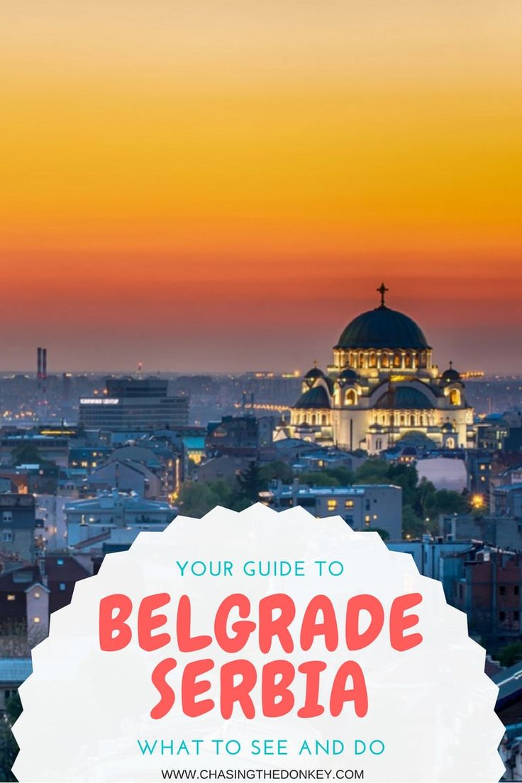 Serbia, most notably the capital city #Belgrade, is one of the best destinations to visit in all of Europe. Here is a list of things to do in Belgrade, #Serbia.