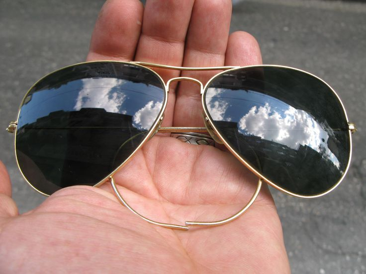 1950-1970, VINTAGE original RAY-BAN sunglasses with case by spyrinex06 on Etsy