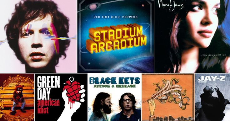 100 Best Albums of the 2000s