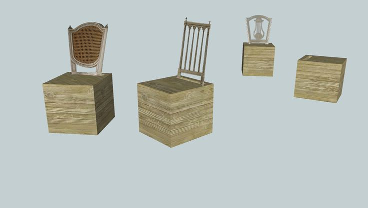 FURNITURE DESIGN on Behance