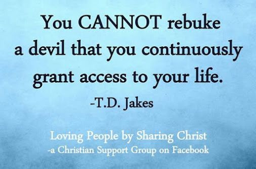 TD Jakes quote